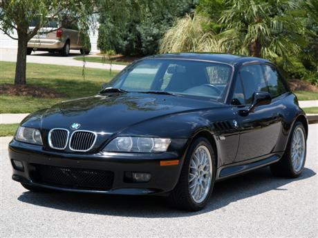 2001 Bmw Z3 Coupe Rare G E A R S