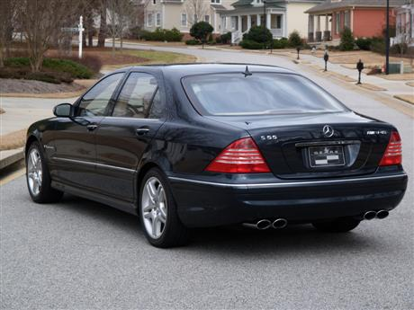 2003 mercedes benz s55 amg g e a r s for 2003 mercedes benz s55 amg