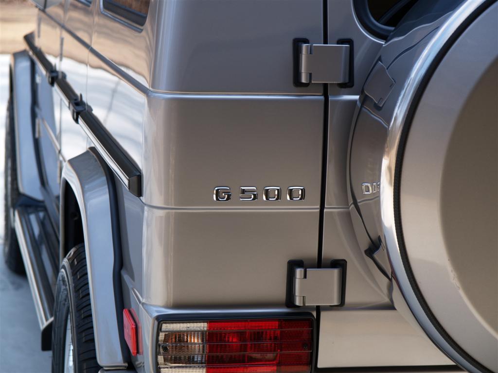 2004 mercedes benz g500 g wagon premium g e a r s for Tele aid mercedes benz