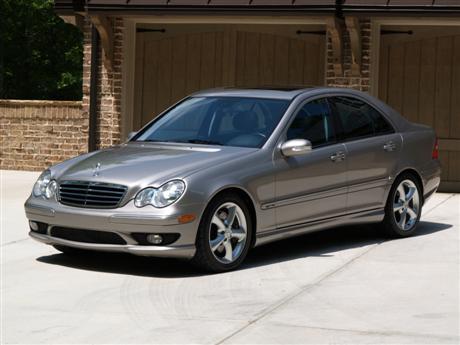 2005 Mercedes Benz C230 Kompressor Sport G E A R S